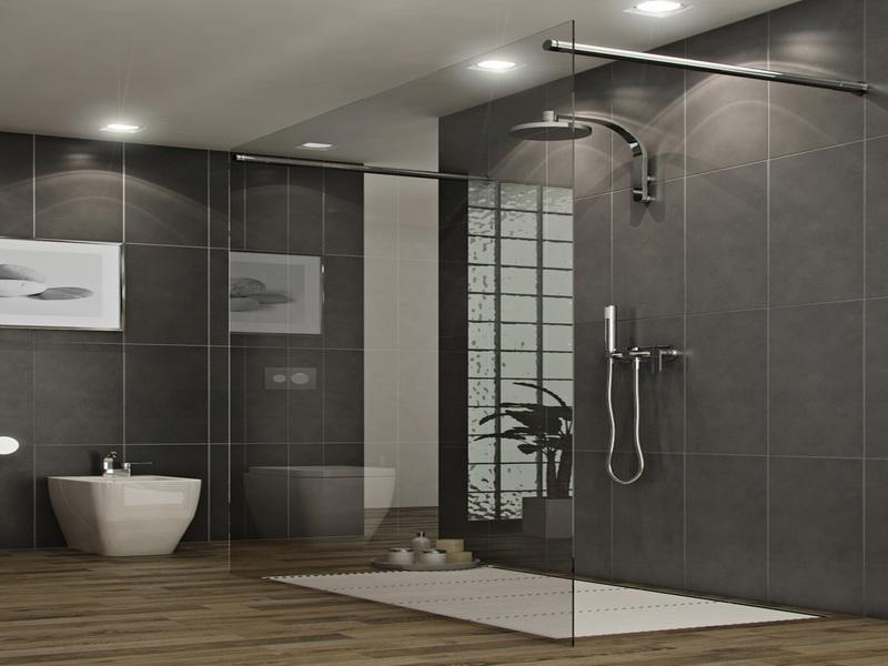 Bathroom tile banner - Planet Granite