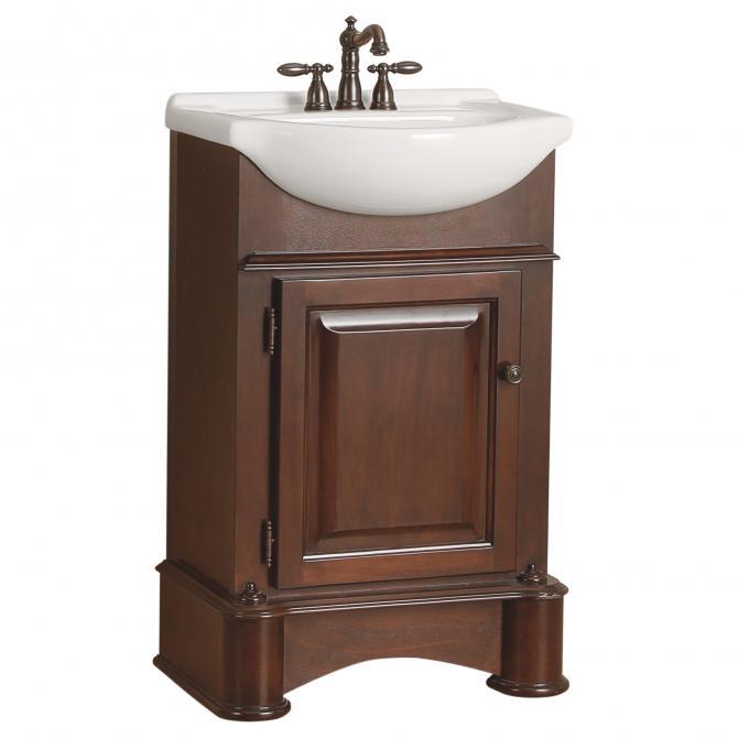 "Bathroom Vanity Pulling Away From Wall: Avonwood 23"" Vanity Combo (with Top)"