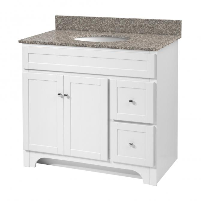 Worthington 36 Quot Vanity No Top Planet Granite