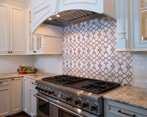 Top 8 Tile Types For Your Kitchen Backsplash